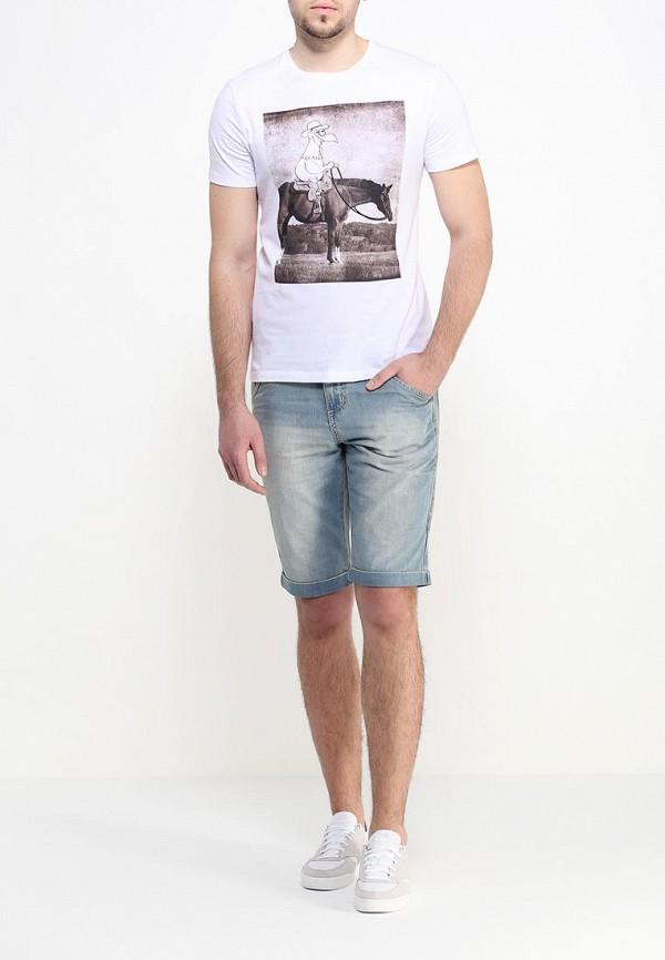 Мужские повседневные шорты Baon (Баон) B826017: изображение 2