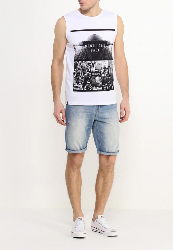 Мужские джинсовые шорты Baon (Баон) B826030: изображение 2