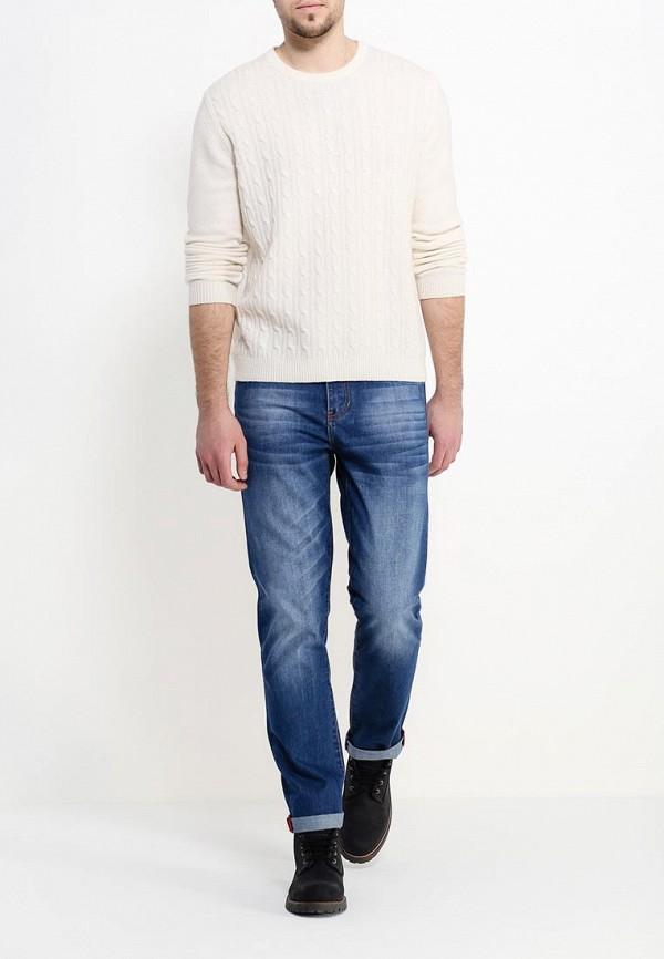 Мужские прямые джинсы Baon (Баон) B806003: изображение 2