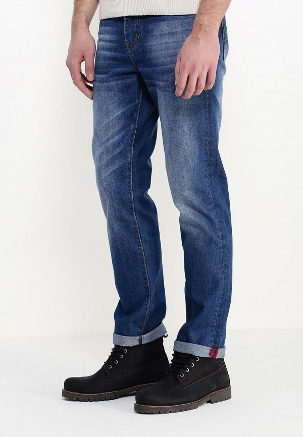 Мужские прямые джинсы Baon (Баон) B806003: изображение 3