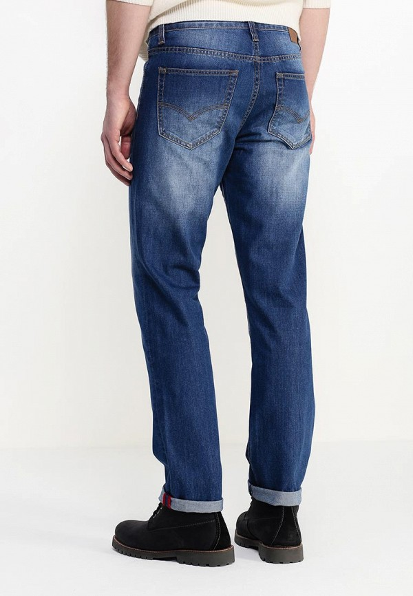 Мужские прямые джинсы Baon (Баон) B806003: изображение 4