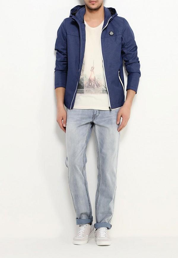 Мужские прямые джинсы Baon (Баон) B806009: изображение 2