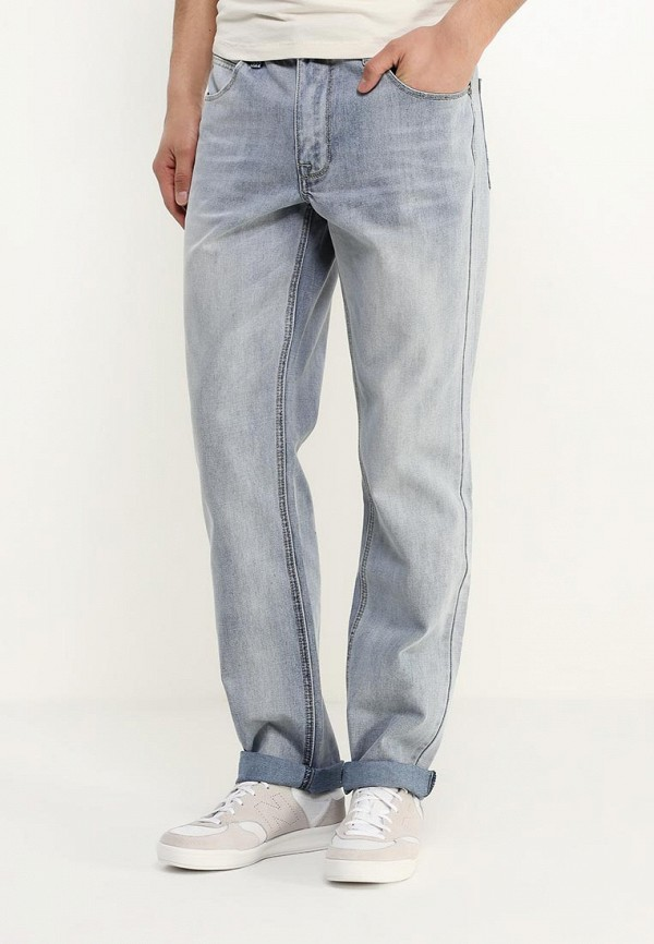 Мужские прямые джинсы Baon (Баон) B806009: изображение 3