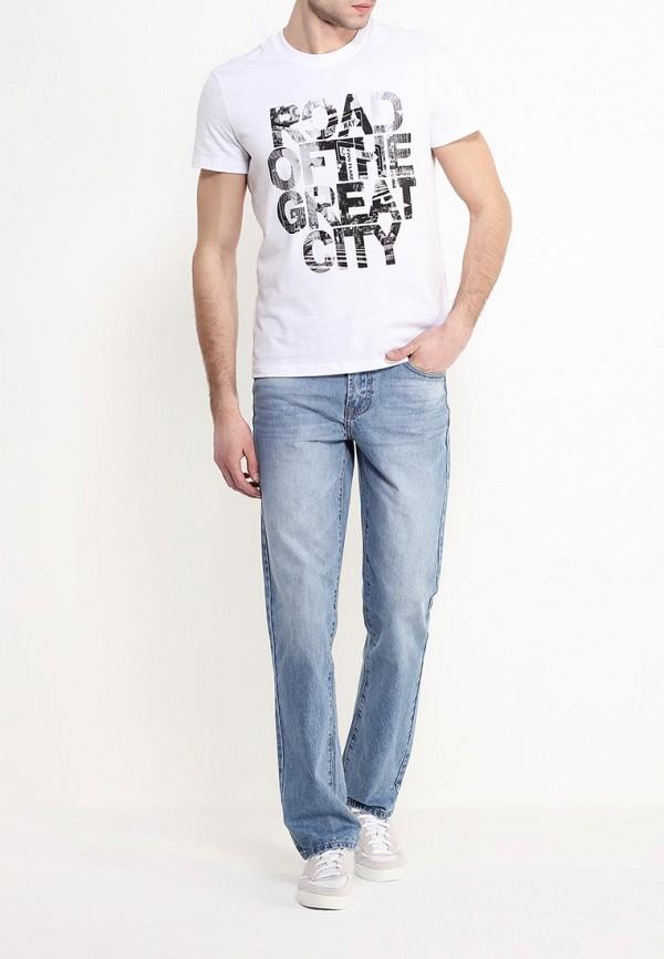 Мужские прямые джинсы Baon (Баон) B806006: изображение 2