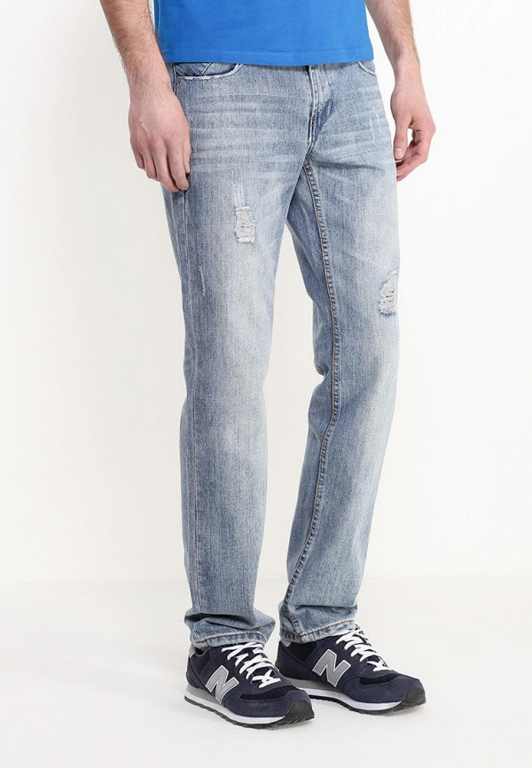 Мужские прямые джинсы Baon (Баон) B806011: изображение 3