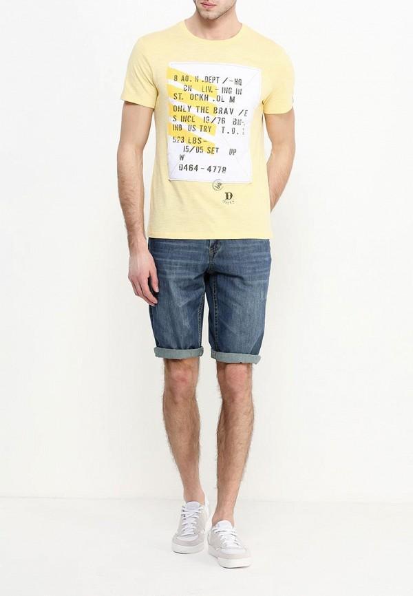 Мужские джинсовые шорты Baon (Баон) B825016: изображение 2
