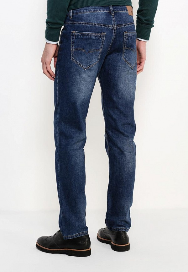 Мужские прямые джинсы Baon (Баон) B806509: изображение 4
