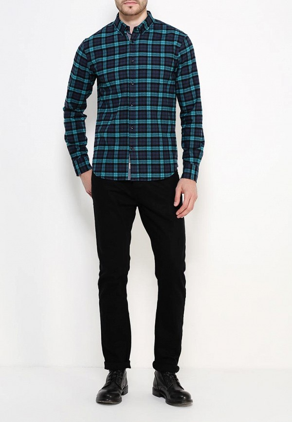 Рубашка с длинным рукавом Baon (Баон) B676521: изображение 3