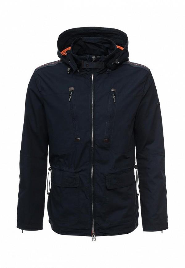 Купить Куртку Baon синего цвета