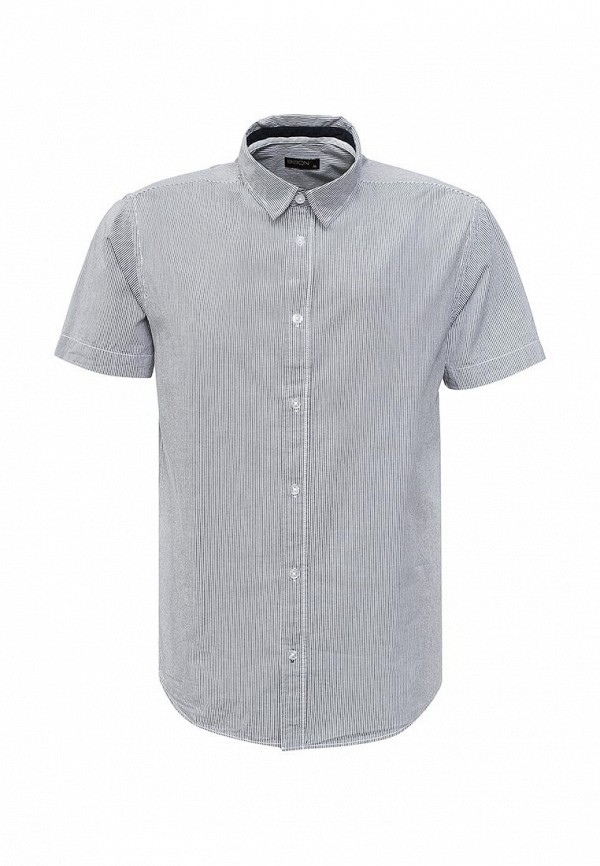 Купить мужскую рубашку Baon серого цвета
