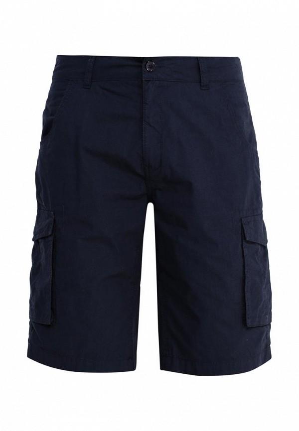Купить мужские шорты Baon синего цвета