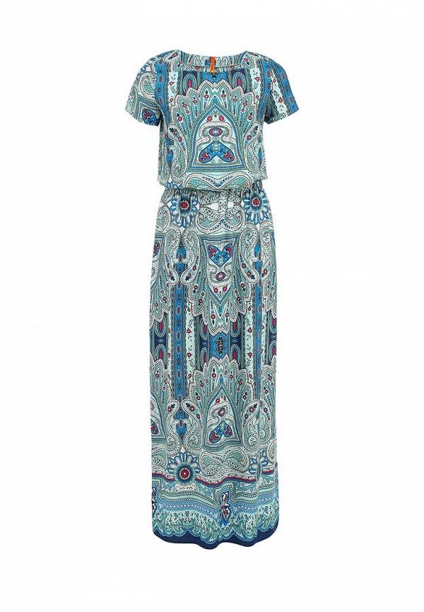 Платье-макси Baon (Баон) B454412: изображение 1