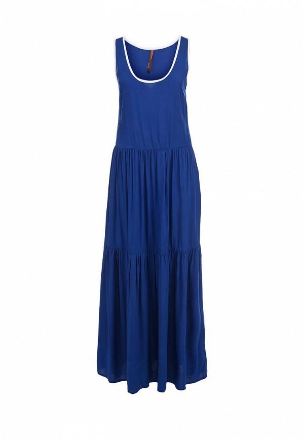 Платье-макси Baon (Баон) B464006: изображение 1