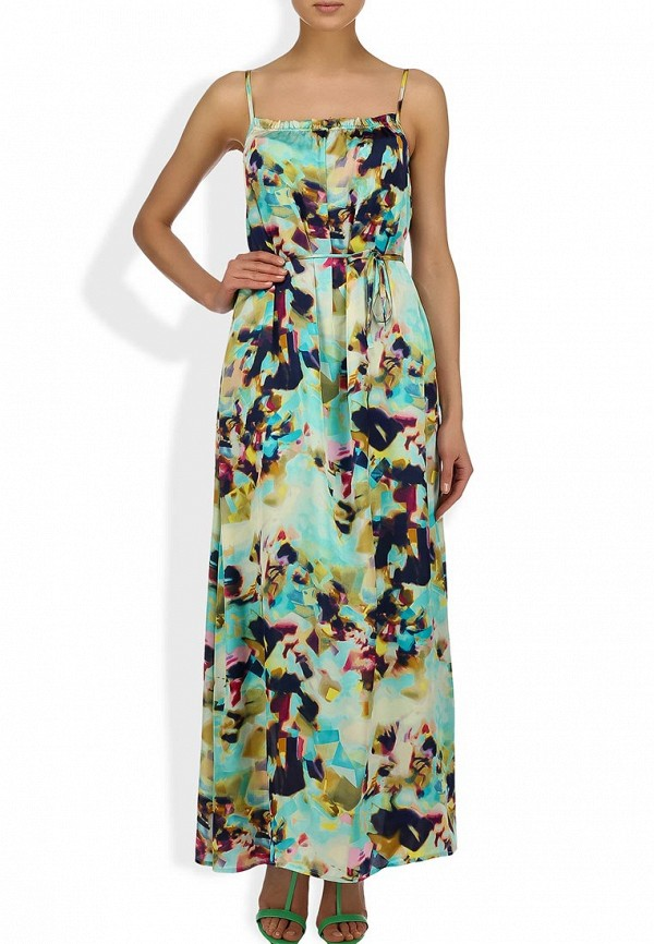 Платье-макси Baon (Баон) B464007: изображение 6
