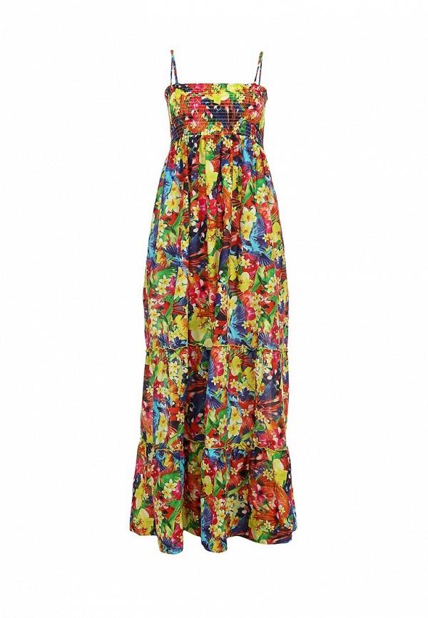 Платье-макси Baon (Баон) B464408: изображение 1