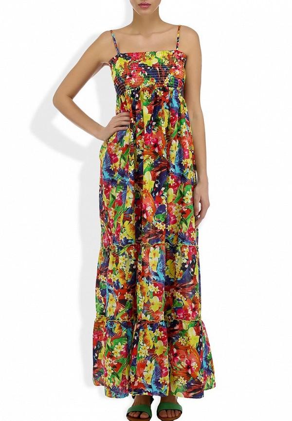 Платье-макси Baon (Баон) B464408: изображение 7