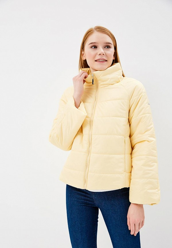 Купить Куртка утепленная Baon, Baon BA007EWAYKJ2, желтый, Весна-лето 2018