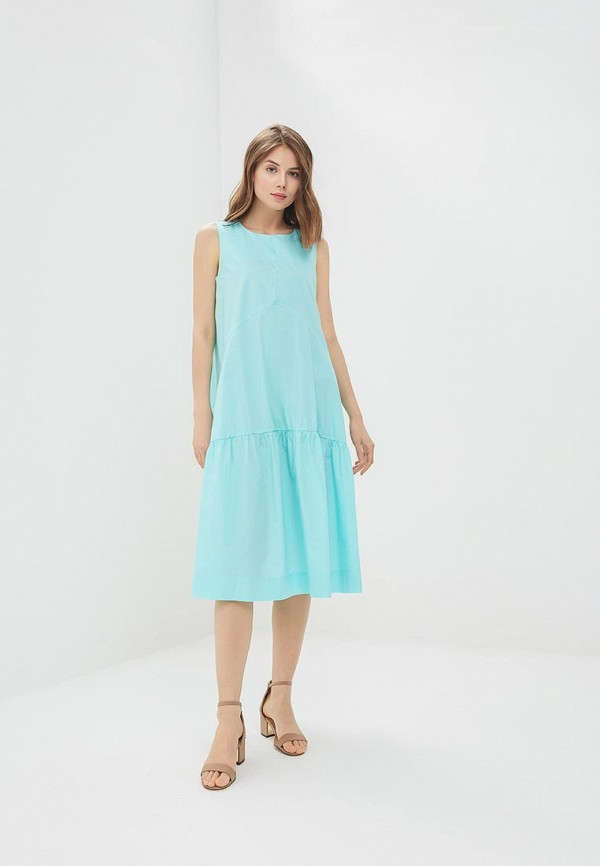 Платье Baon Baon BA007EWAYLZ9 baon весна лето 2017 vogue