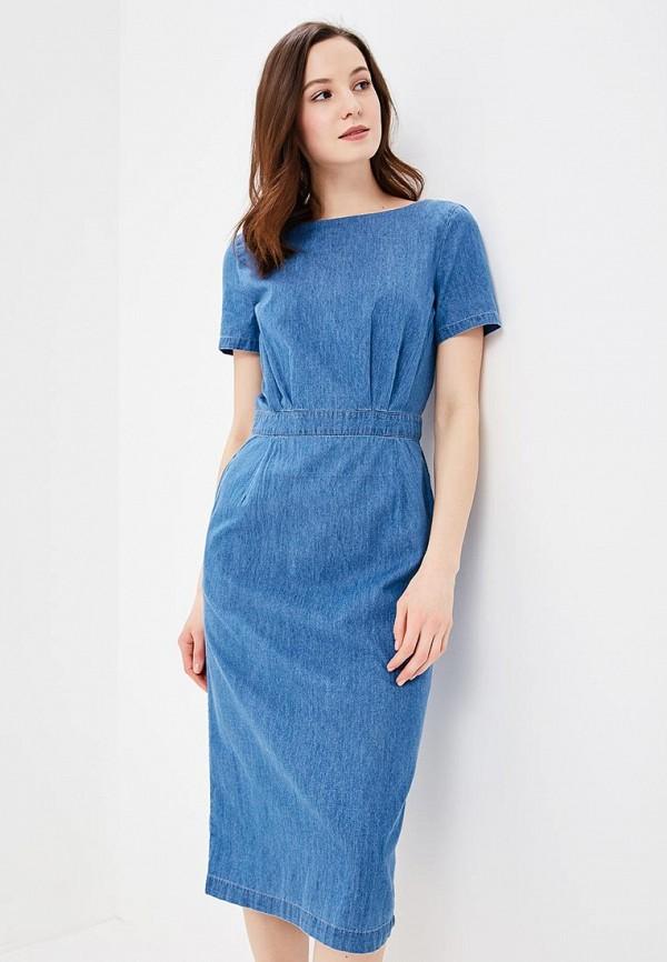 Платье джинсовое Baon Baon BA007EWAYMC7 платье baon baon ba007ewwap58