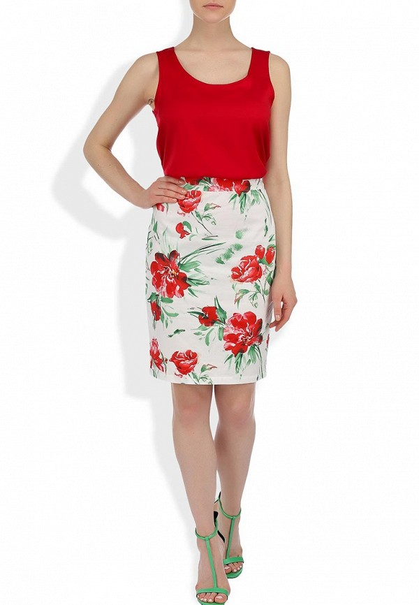 Прямая юбка Baon (Баон) B474003: изображение 4