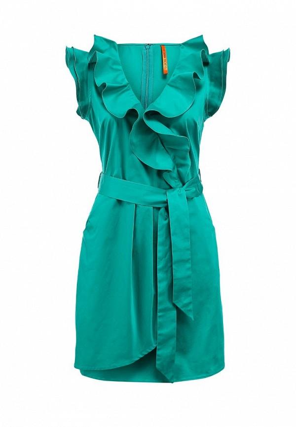 Платье-мини Baon (Баон) B454408: изображение 1