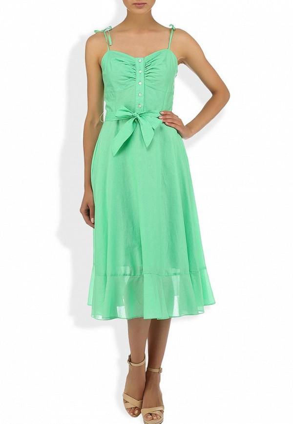 Платье-миди Baon (Баон) B464406: изображение 6