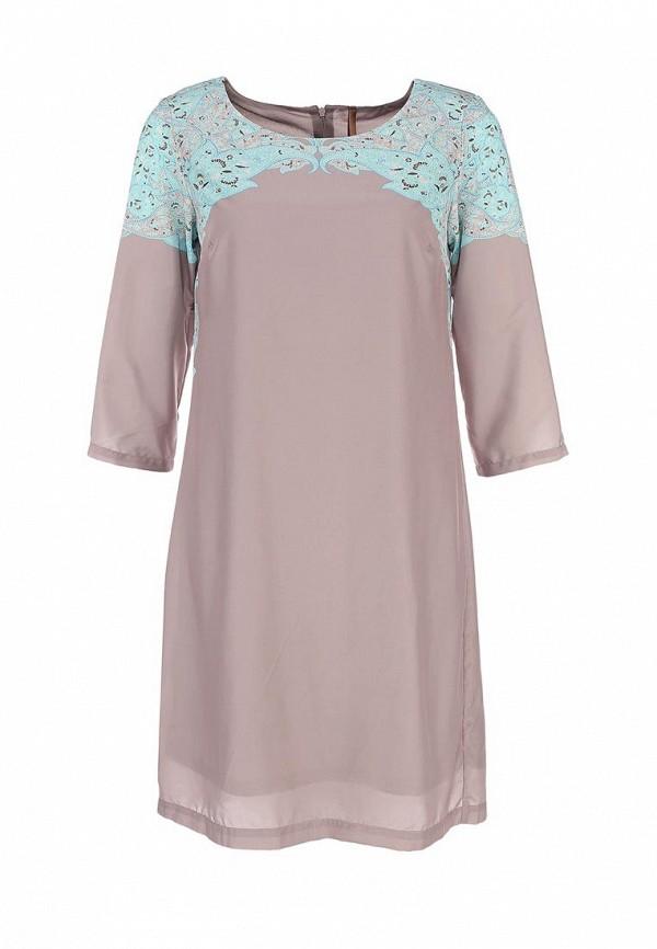 Платье-миди Baon (Баон) B454550: изображение 1