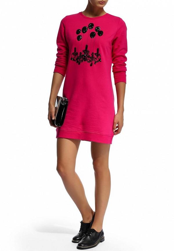 Платье-миди Baon (Баон) B454537: изображение 6