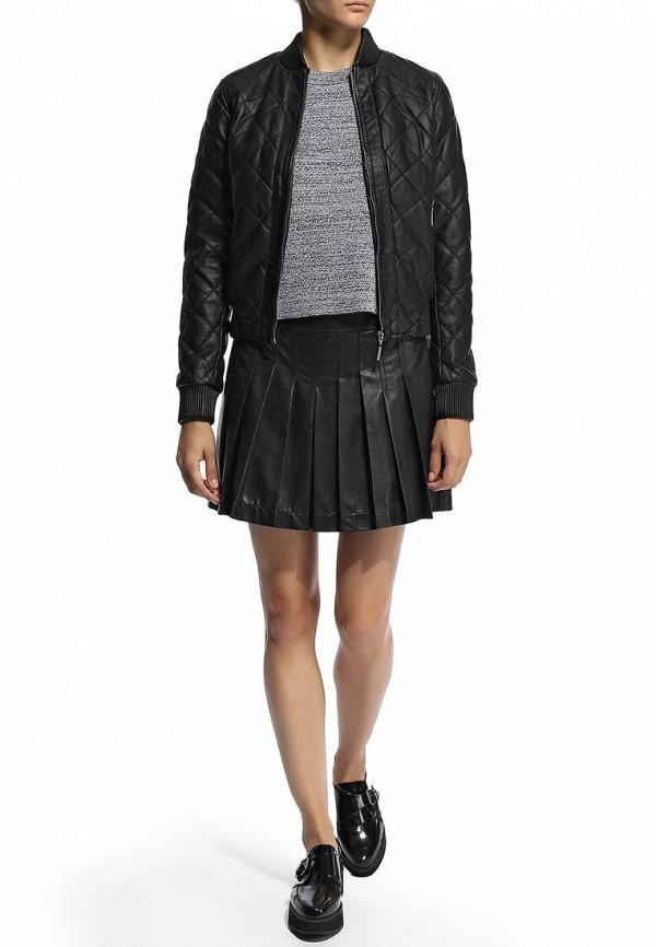 Кожаная куртка Baon (Баон) B034531: изображение 6