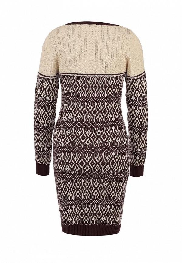 Вязаное платье Baon (Баон) B454552: изображение 2