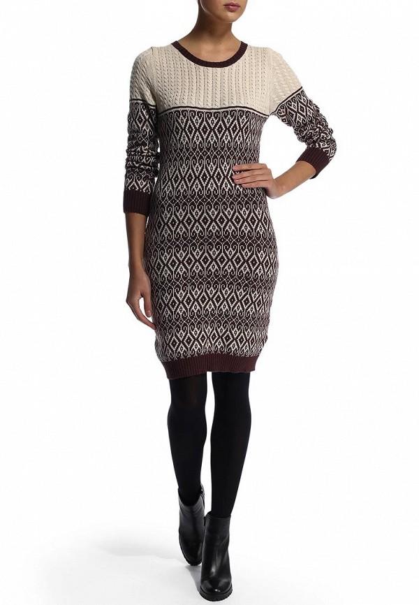 Вязаное платье Baon (Баон) B454552: изображение 4