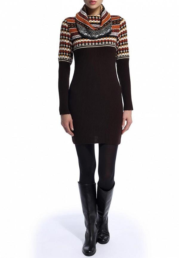 Вязаное платье Baon (Баон) B454562: изображение 4