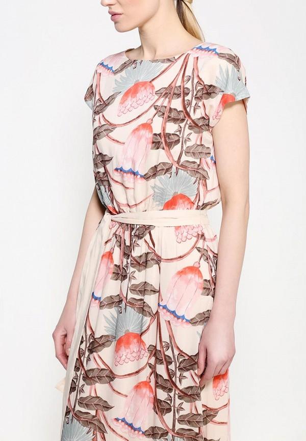 Платье-макси Baon (Баон) B455021: изображение 2