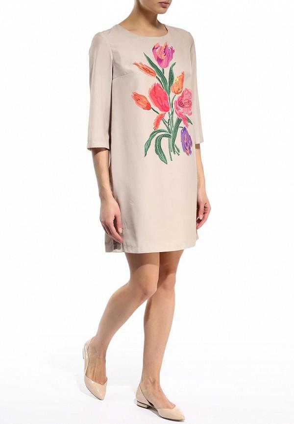 Платье-миди Baon (Баон) B455037: изображение 3