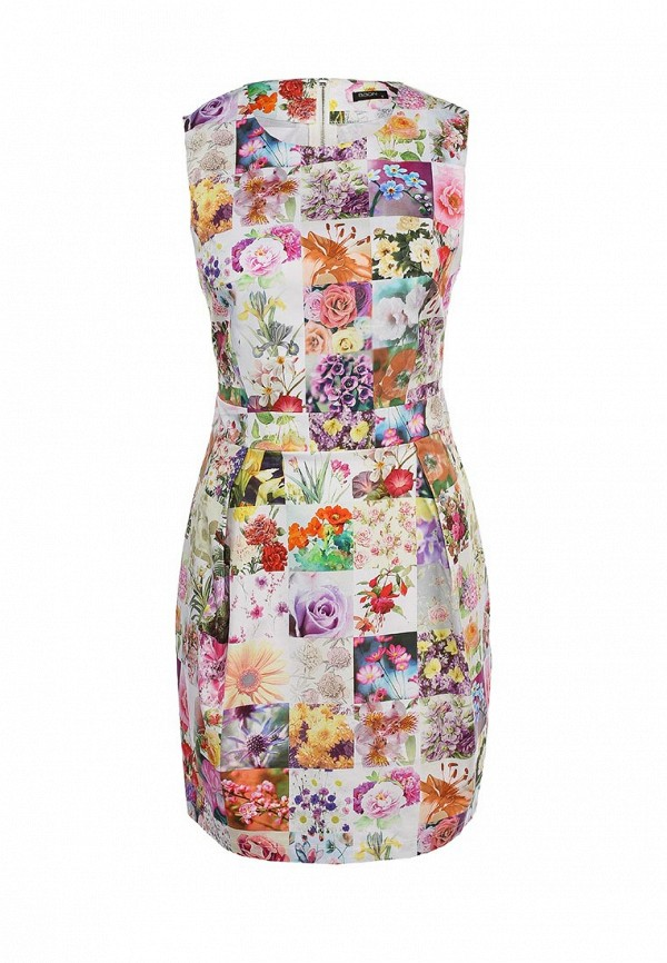 Платье-миди Baon (Баон) B455048: изображение 1