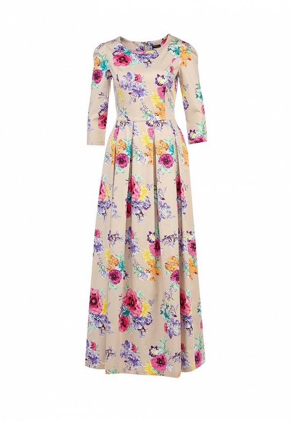 Платье-макси Baon (Баон) B455061: изображение 1