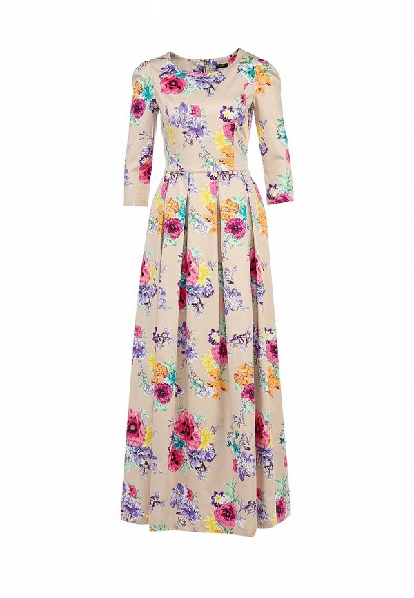 Платье-макси Baon (Баон) B455061: изображение 2