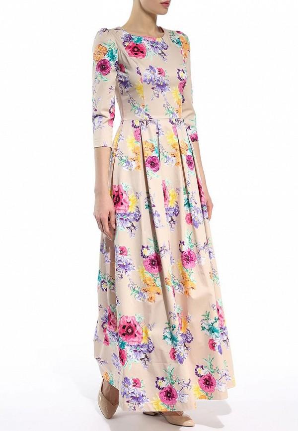 Платье-макси Baon (Баон) B455061: изображение 4