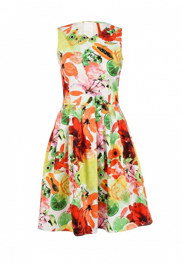 Платье-миди Baon (Баон) B455403: изображение 1
