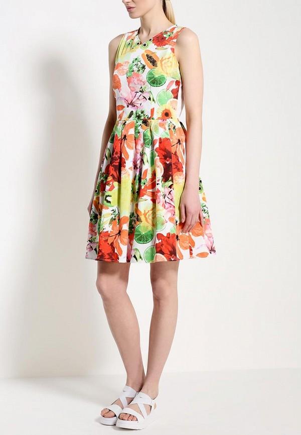 Платье-миди Baon (Баон) B455403: изображение 3