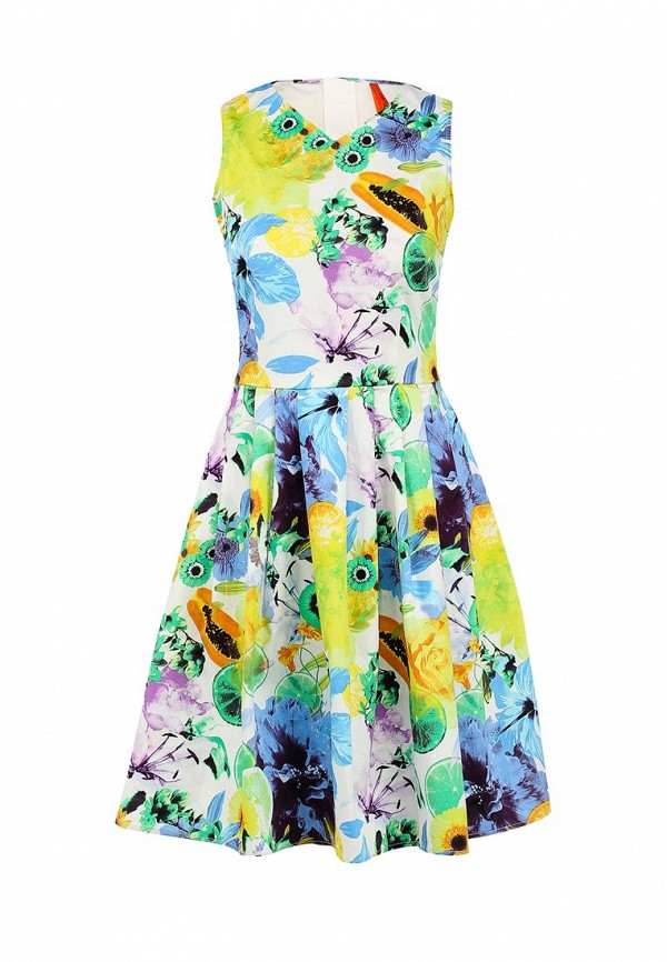 Платье-миди Baon (Баон) B455403: изображение 5