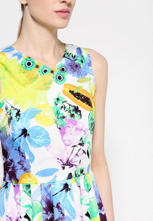 Платье-миди Baon (Баон) B455403: изображение 6