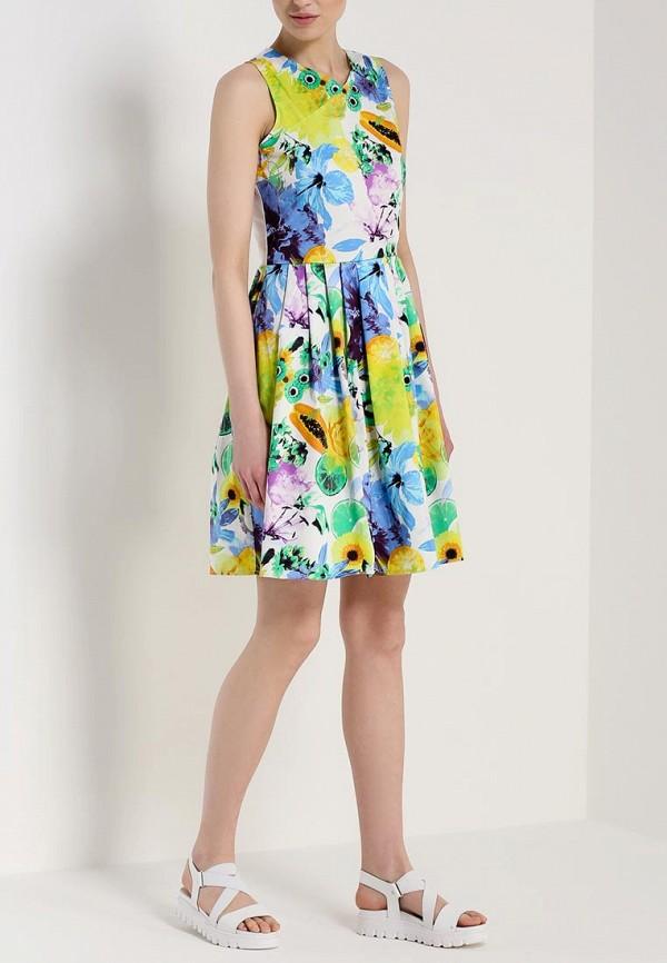 Платье-миди Baon (Баон) B455403: изображение 7