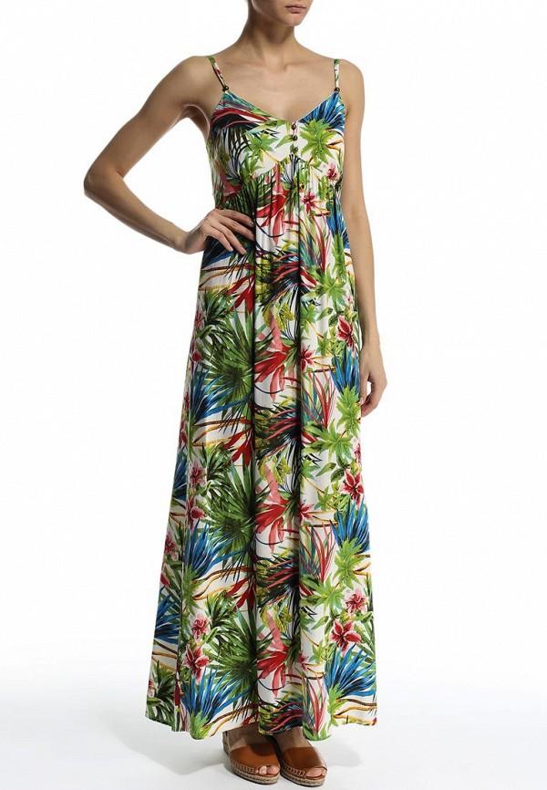 Платье-макси Baon (Баон) B465017: изображение 3