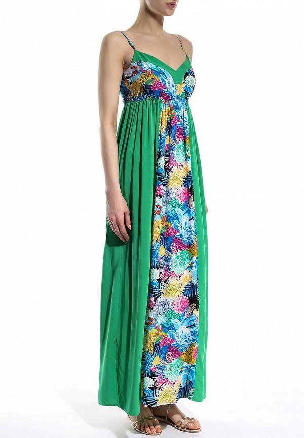 Платье-макси Baon (Баон) B465406: изображение 3