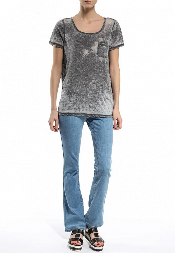 Широкие и расклешенные джинсы Baon (Баон) B305004: изображение 2