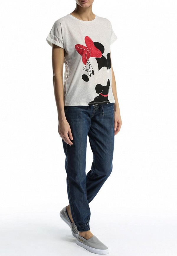 Зауженные джинсы Baon (Баон) B305018: изображение 5