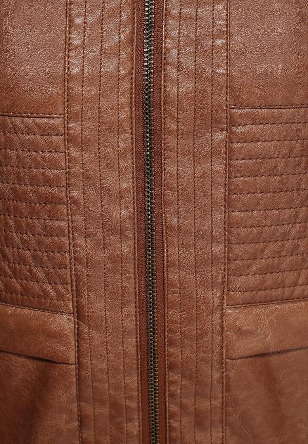 Кожаная куртка Baon (Баон) B035032: изображение 3