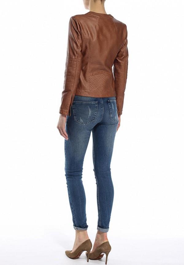 Кожаная куртка Baon (Баон) B035032: изображение 7