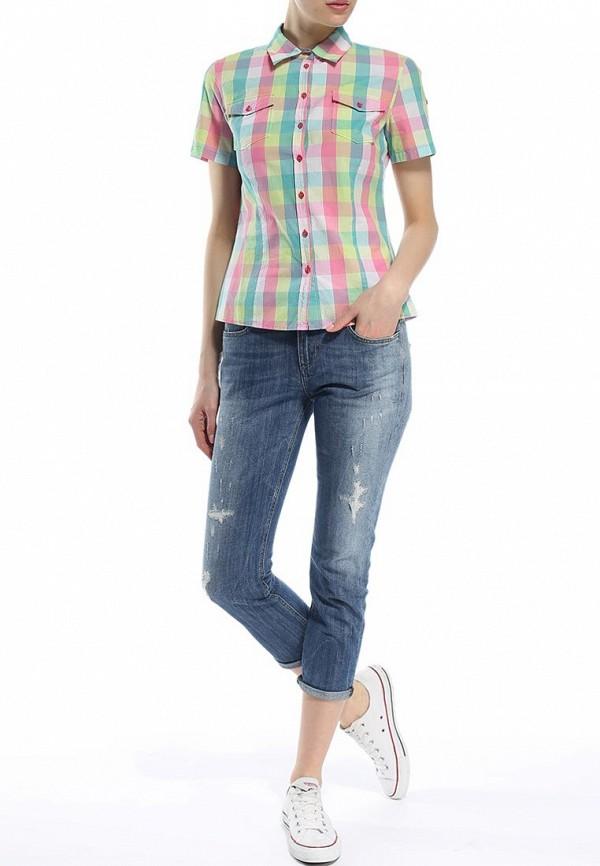Рубашка с коротким рукавом Baon (Баон) B195201: изображение 3